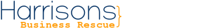 Harrisons Business Rescue Logo